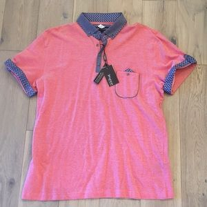 Maceoo polo top size 5